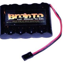 6,0V 2000mAh - Bronto RX Pack - Ni-Mh