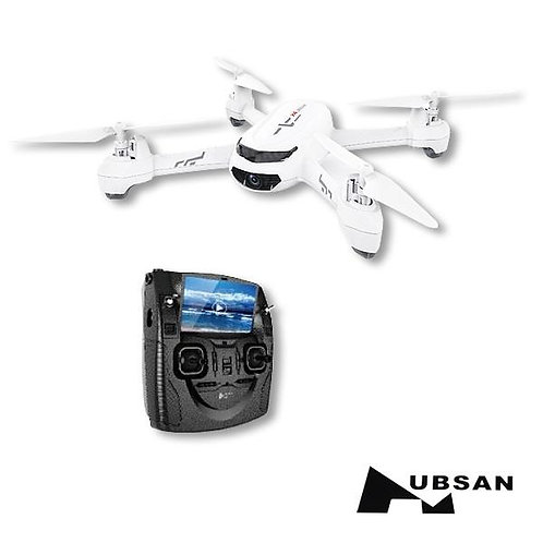 """HUBSAN X4 FPV with GPS and """"follow me"""""""