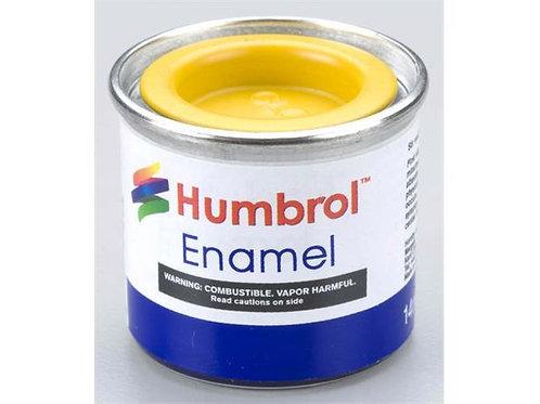 Humbrol no.069 Gul Blank