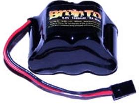 6,0V 1600mAh - Bronto Hump Pack - Ni-Mh