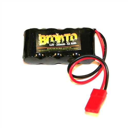 4,8V 200mAh - Bronto RX Pack - Ni-Mh
