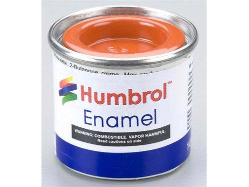 Humbrol no.018 Orange