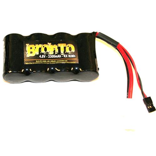 4,8V 3300mAh - Bronto RX Pack - Ni-Mh