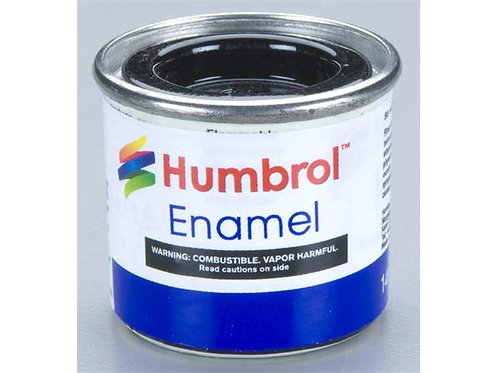 Humbrol no.021 Sort blank