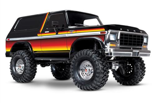 Traxxas TRX-4 Ford Bronco Ranger XLT 1/10 RTR