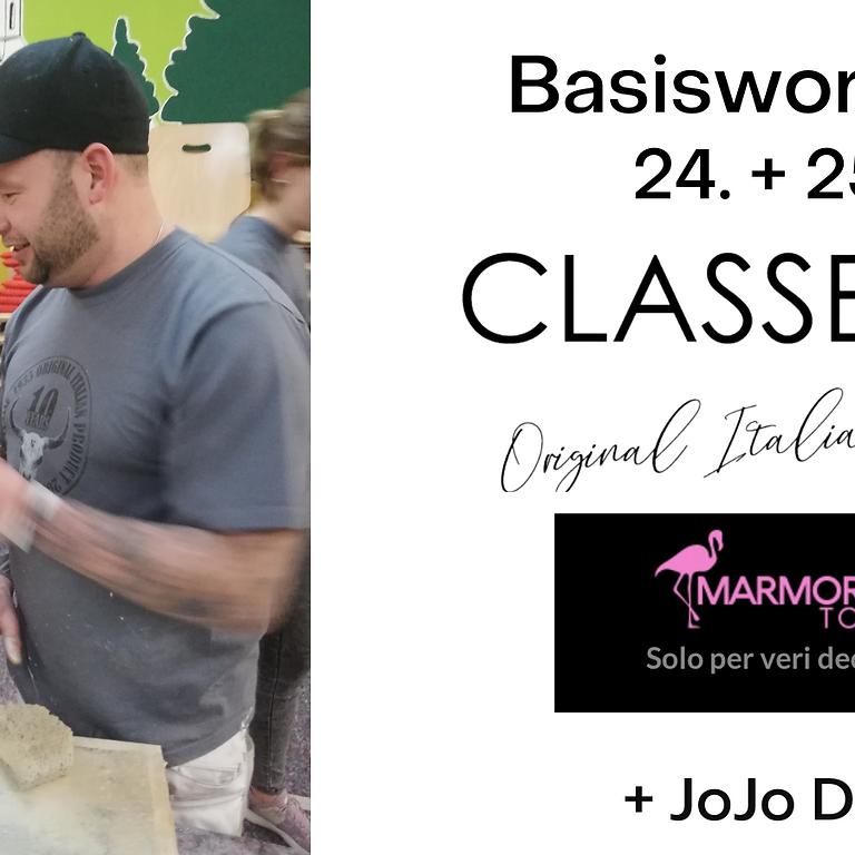CLASSE 1935 Basisworkshop . Lerne das System CLASSE 1935 kennen