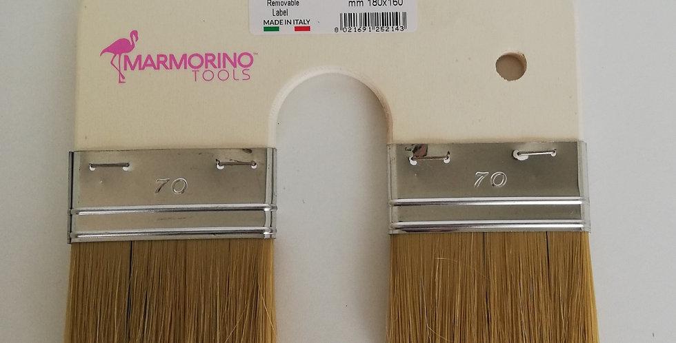Marmorino Tools/ PENNELLO DOUBLE Brosse