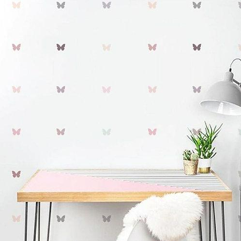 Decals mariposas
