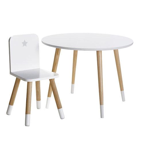 Set escritorio y silla