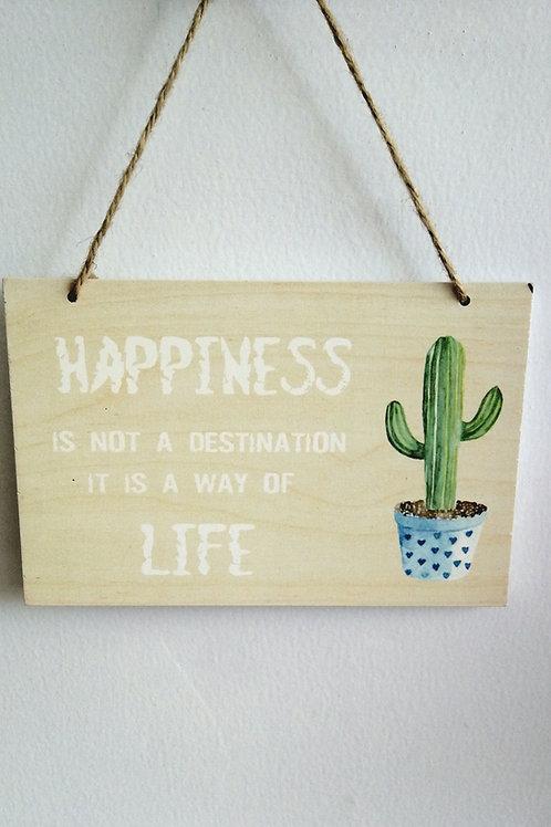 Happiness cactus