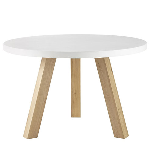 Mesa top blanco