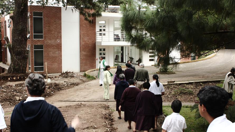 Edificio Colegio La Asunción