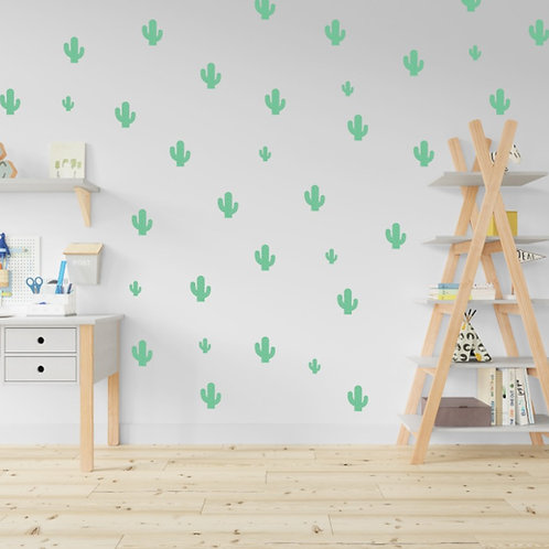 Decals cactus