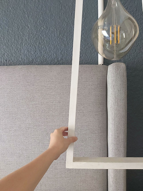 Nina pendant white