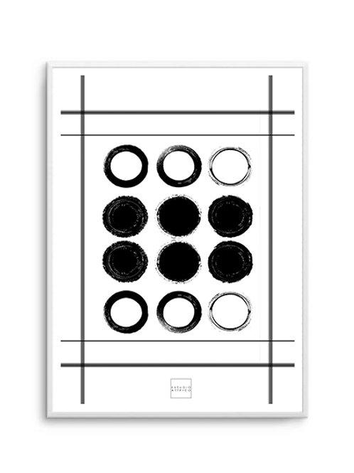 S3 Minimal Black