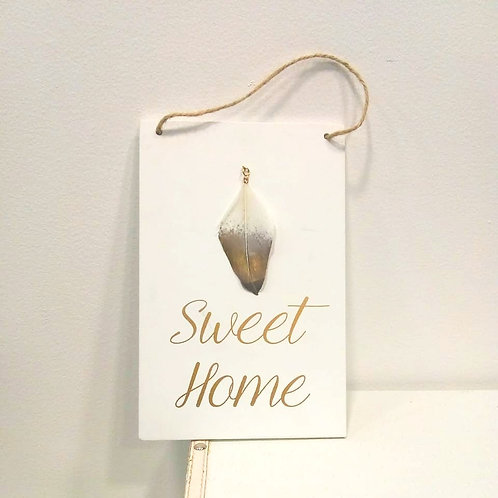 Sweet home pluma
