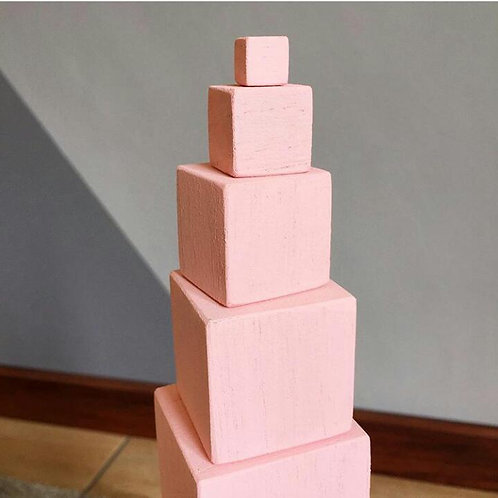 Torre rosa de Montesorri