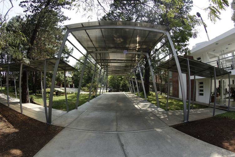 Exteriores Colegio Asunción