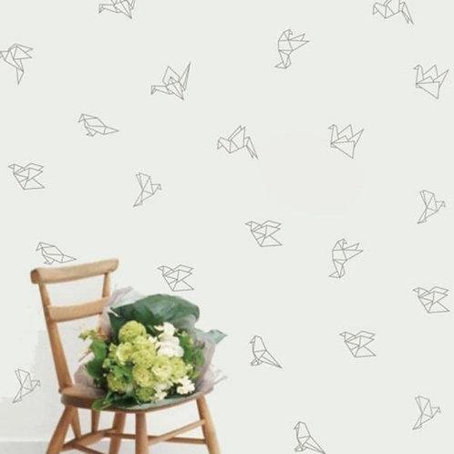 Origamis birds