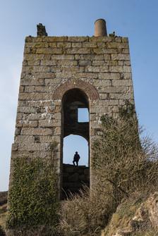 7. Tywarnhayle Mine.