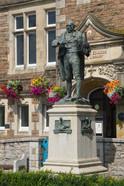 2. Richard Trevithick statue