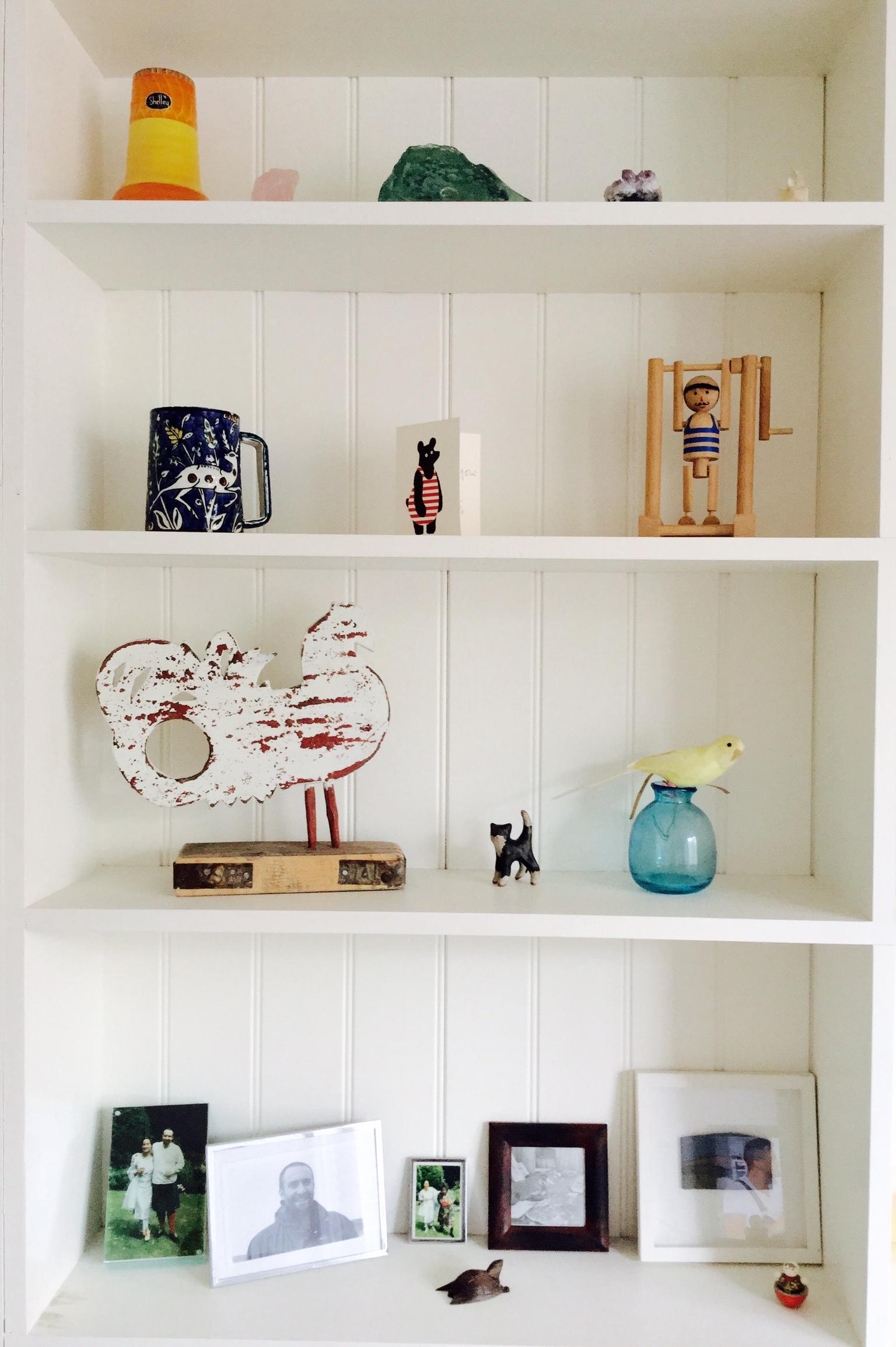 Treasure Shelf Two