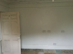 Shelving wall