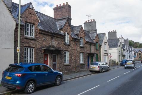 8. Bedford Cottages.