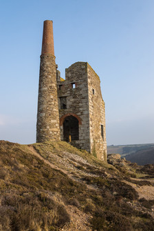 6. Tywarnhayle Mine.
