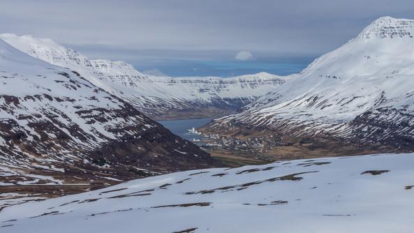 11. Seydisfjordur.