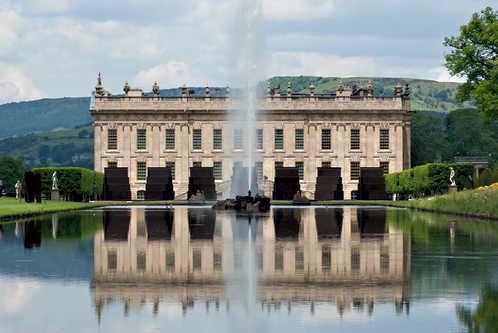 11. Anthony Caro's work - Chatsworth House.