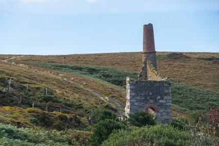 13. Chapel Coombe Mine.