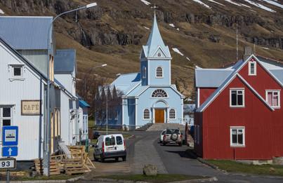 14. Seydisfjordur – Blaukirkja.