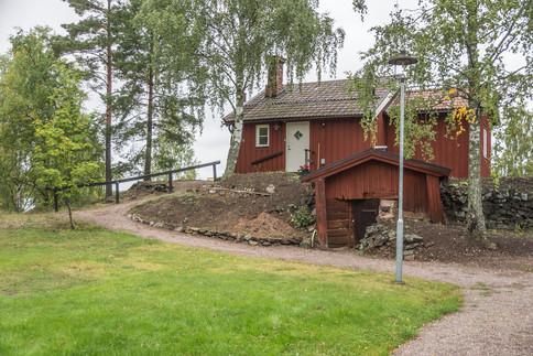 16. Master smelter's house.