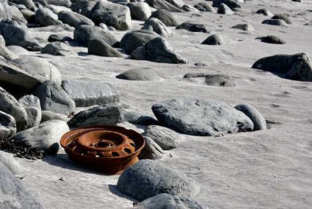 3. Talisker Beach – Skye.