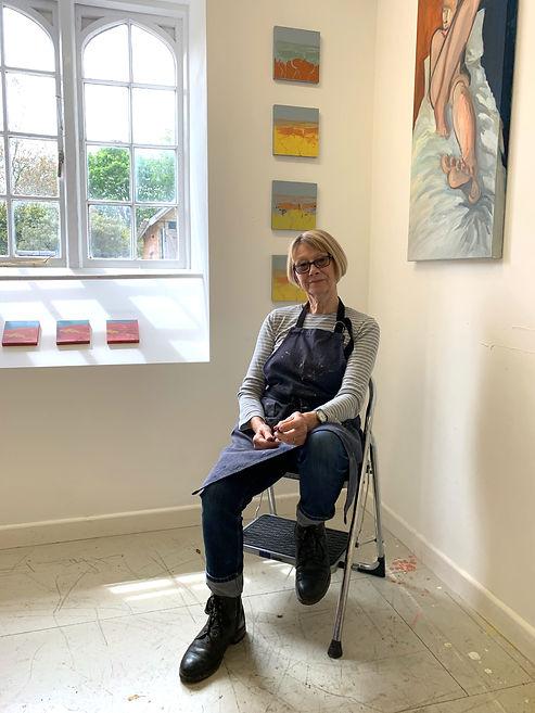 Sue Rogers - Artist