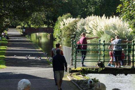 3. Tavistock Canal.