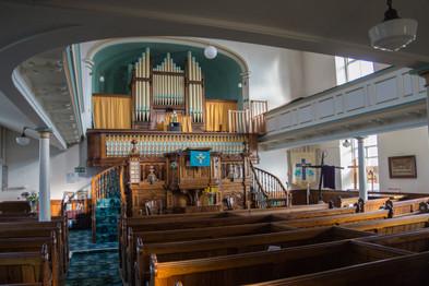 24. Devoran Methodist Church.