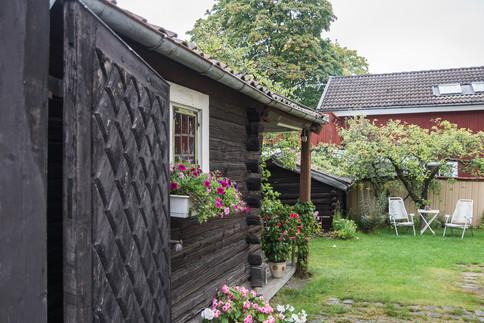 14. Miner's house.