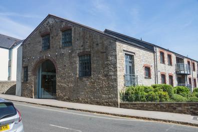 11. Charlestown Iron Foundry.