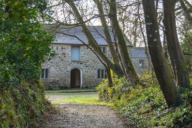 21. Godolphin House