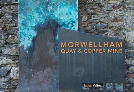 31. Morwellham Quay.