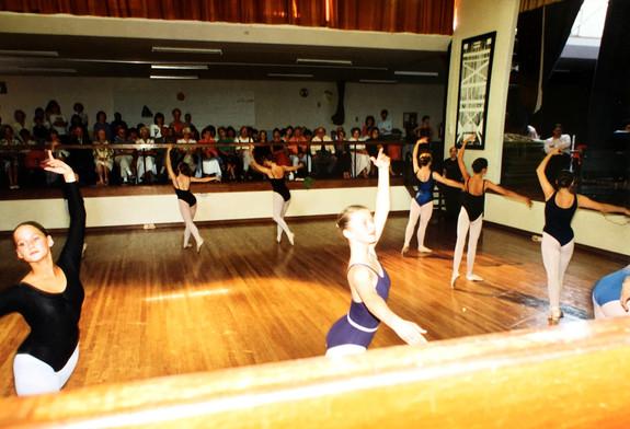 Mc Gowan Dance School History