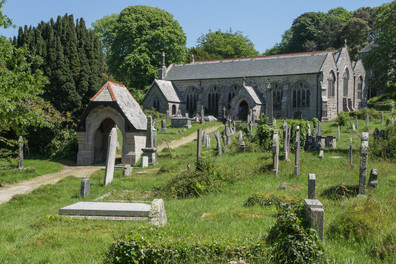 3. Church of St Wenappa.