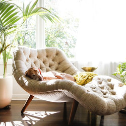 Heavenly lounging