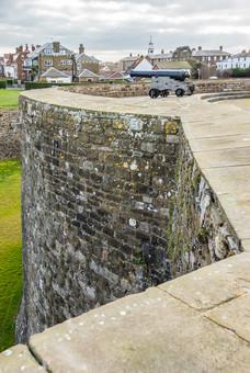 5. Deal Castle-Gatehouse: