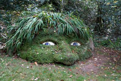 19. The Lost Gardens of Heligan.