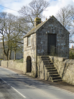4. Church of St Wendrona