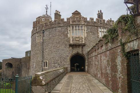 8. Walmer Castle: 1540.