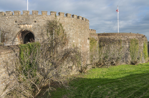 3. Deal Castle-Gatehouse: